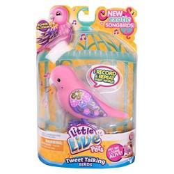 Little Live Pets Tweet Talking Bird - Bonnie Blossom