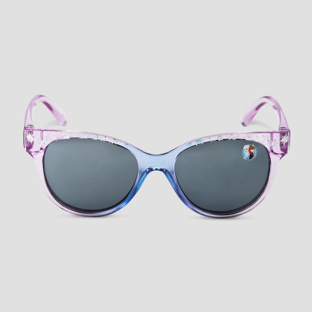 Toddler Girls Frozen Sunglasses - Purple