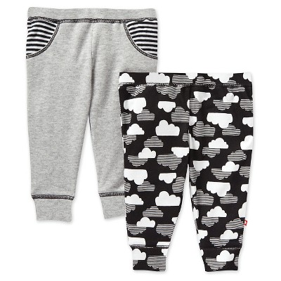 Skip Hop Baby Star Struck Jogger Pants Set - Gray 3M