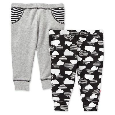 Skip Hop Baby Star Struck Jogger Pants Set - Gray 6M