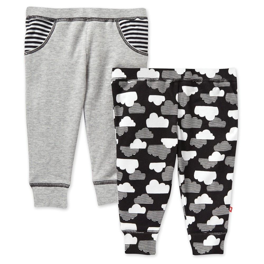 Skip Hop Baby Star Struck Jogger Pants Set - Gray 6M, Infant Unisex, Size: 6 M