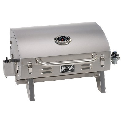 Stainless Steel Tabletop Gas Grill Outdoor Leisure Products - Smoke Hollow