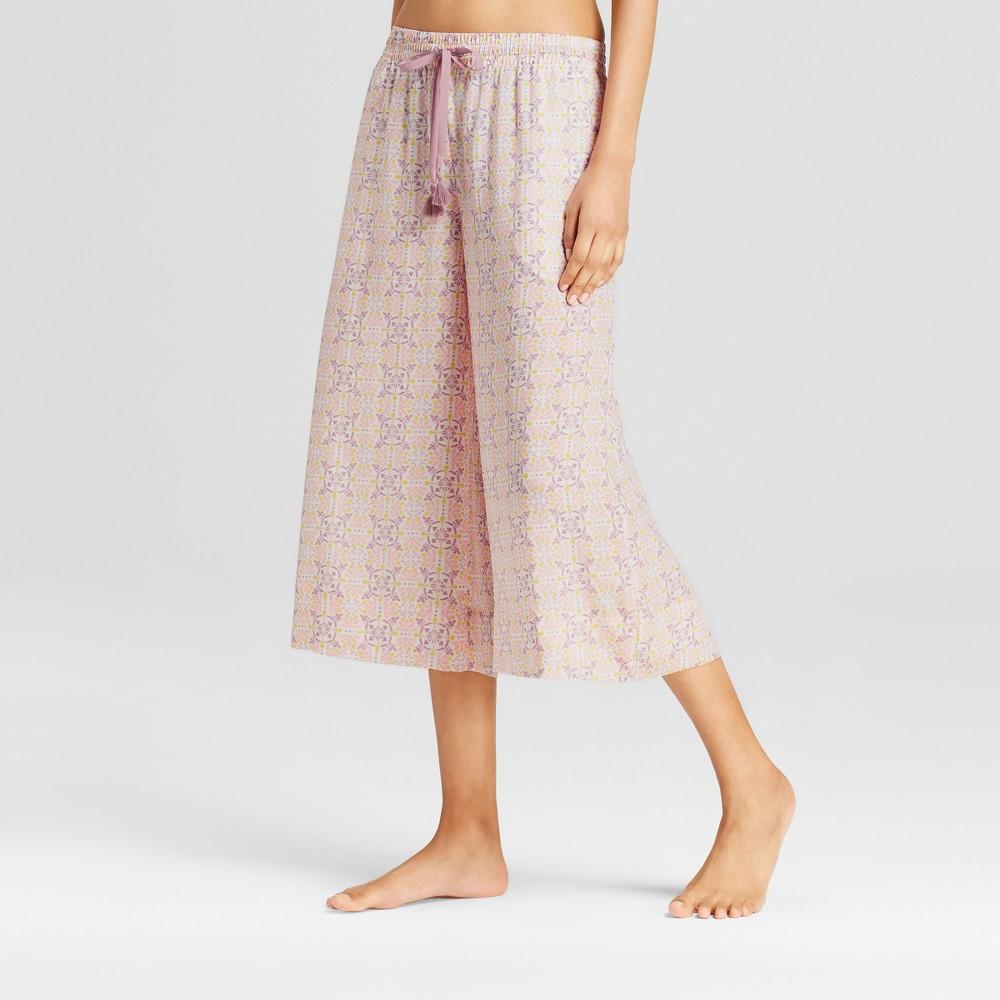 Womens Pajama Pants Peach Divine Xxl, Orange