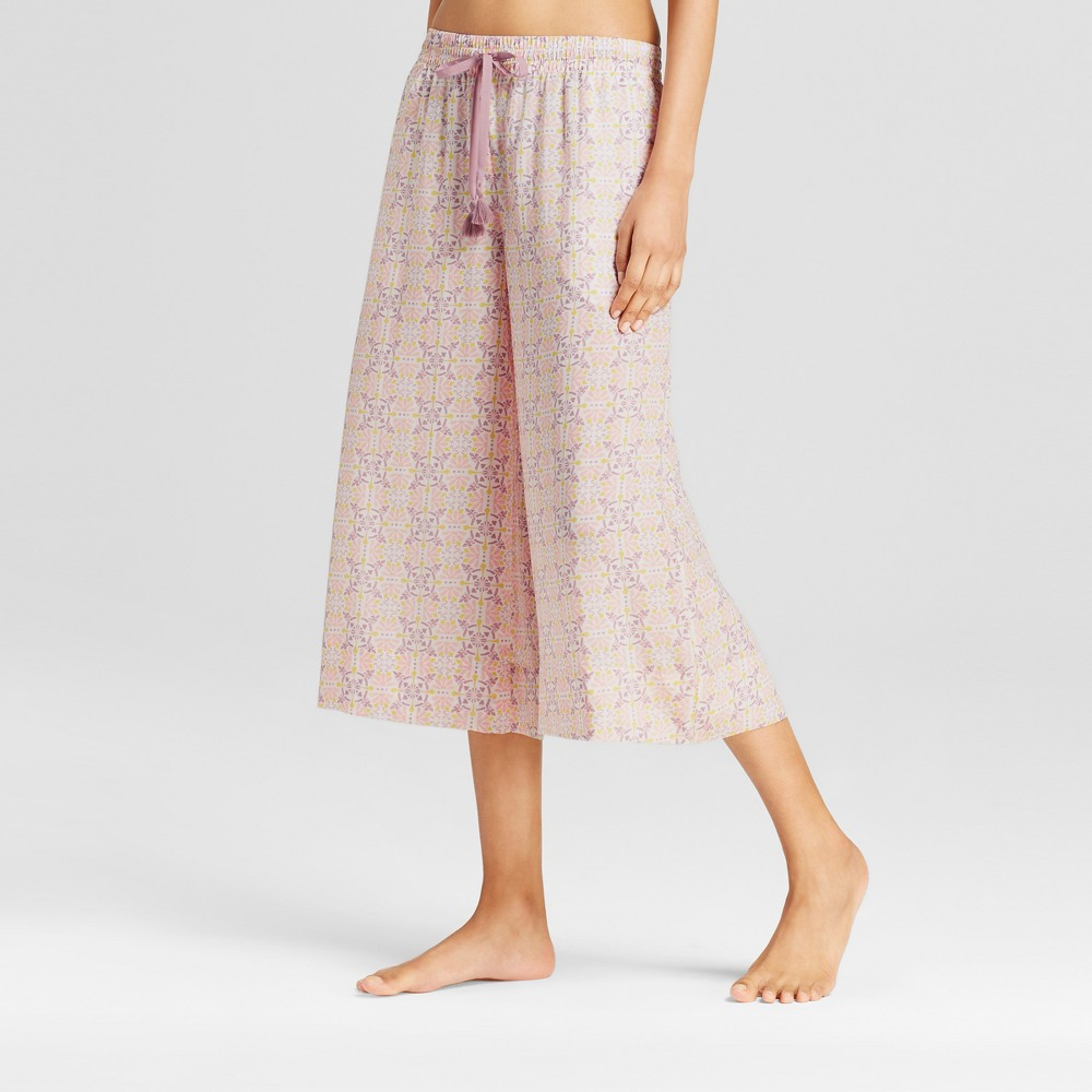 Womens Pajama Pants Peach Divine XL, Orange