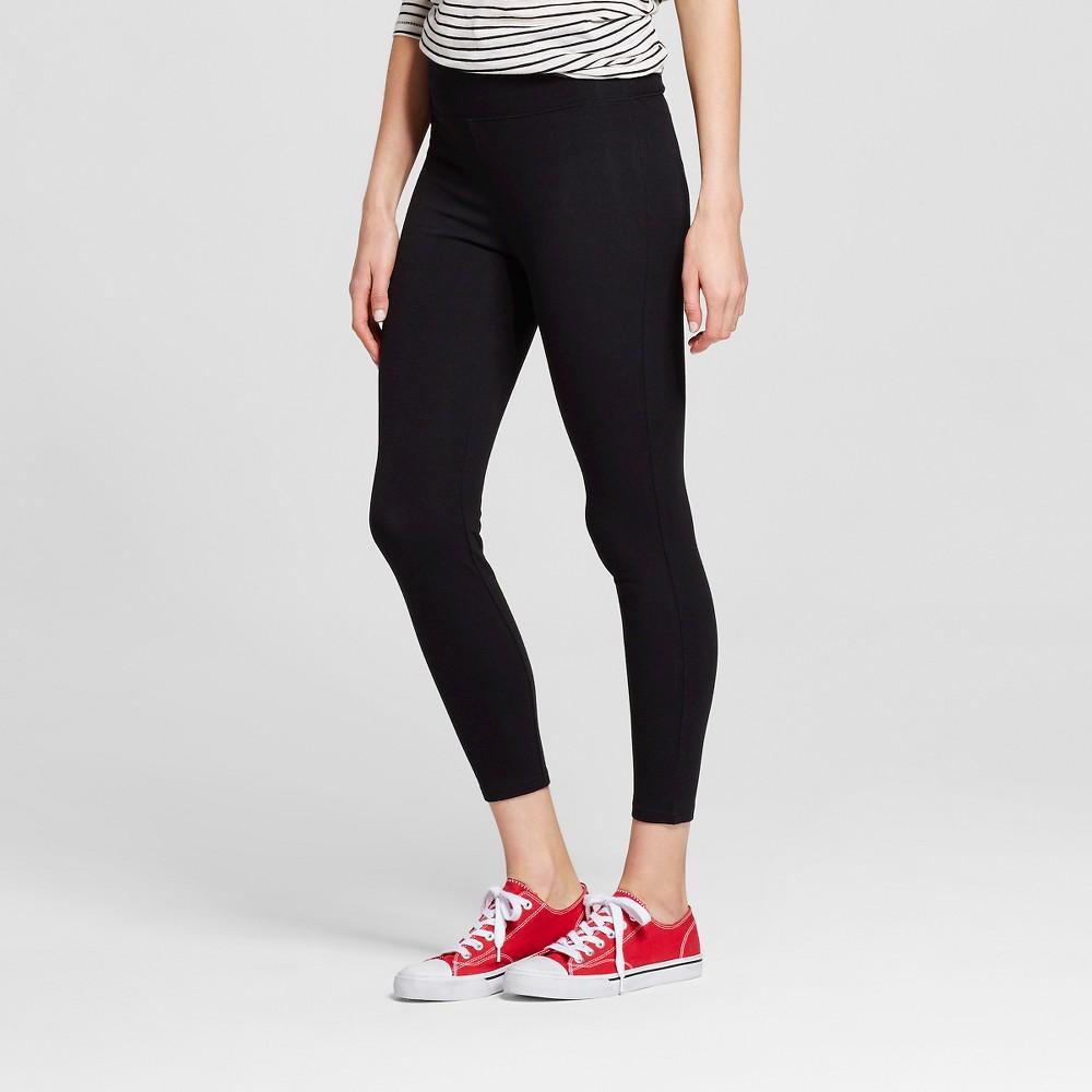 Womens Crop Leggings Black XS - Mossimo Supply Co.