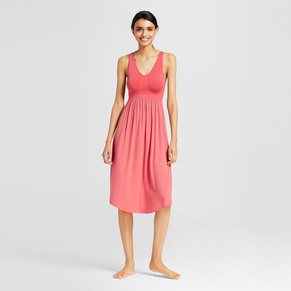 Womens Sleep Chemises - Fifties Pink L