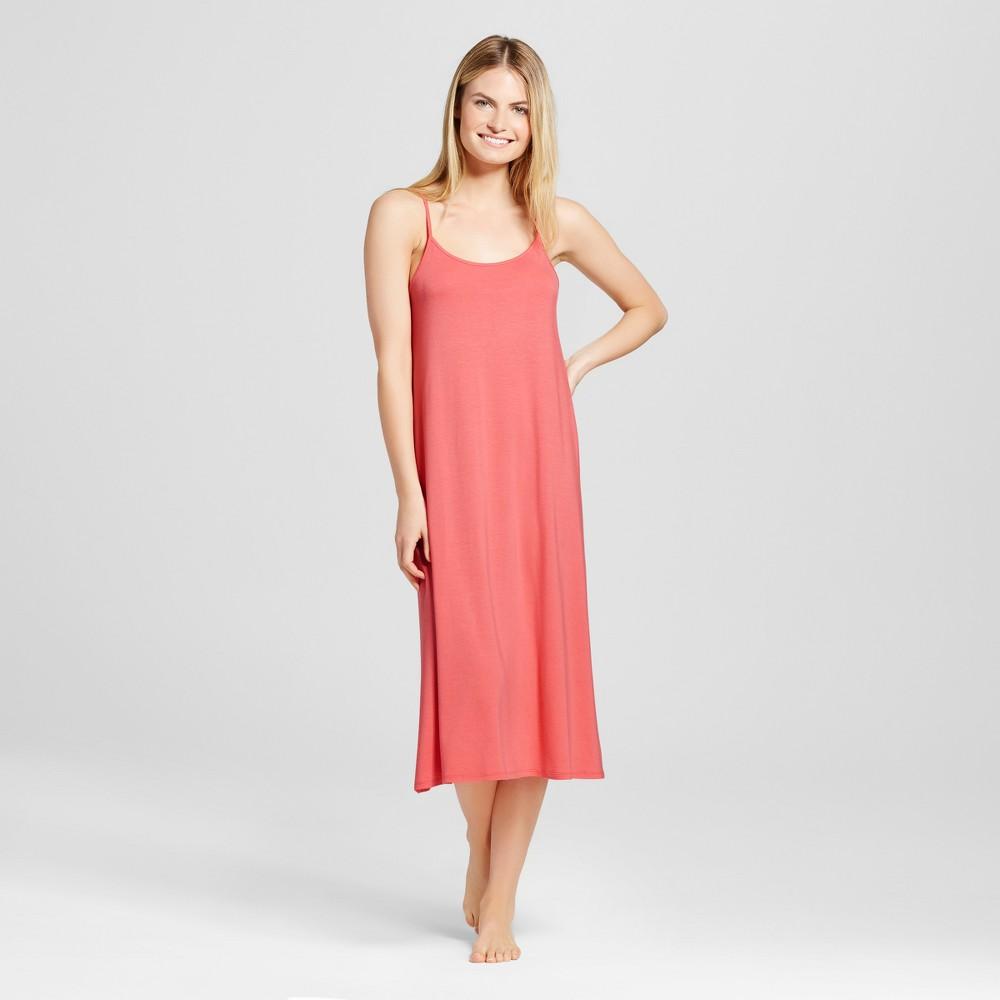 Womens Sleep Chemises - Fifties Pink XL