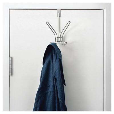 Butterfly Over-the-Door Hook Satin - Totally Bath