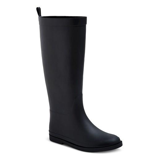 Girls' Tall Matte Rain Boots - Cat & Jack™ : Target