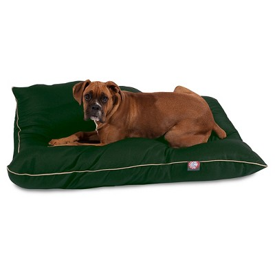 Majestic Pet® Super Value Dog Bed - Green - Large 35 x46