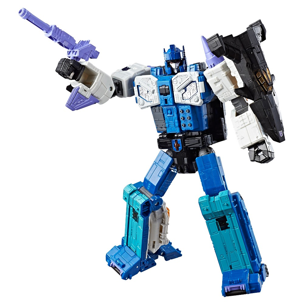 Transformers General Leader Overlord Action Figure