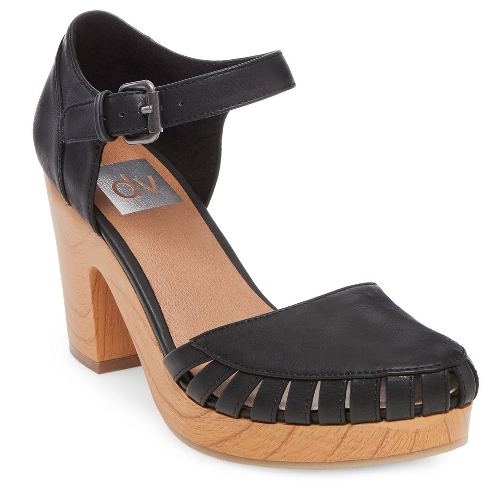 Womens dv Brynna Platform Mary Jane Shoes - Black 7.5