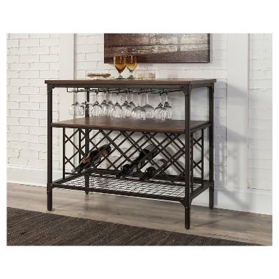 Rolena Dining Room Server   Brown   Signature Design By Ashley
