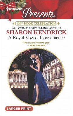 Royal Vow of Convenience (Paperback) (Sharon Kendrick)
