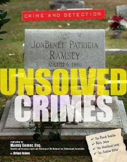Unsolved Crimes (Library) (Brian Innes)