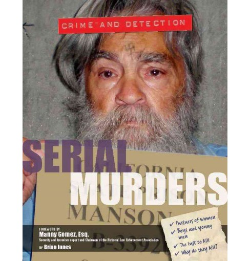 Serial Murders (Library) (John Wright) - image 1 of 1