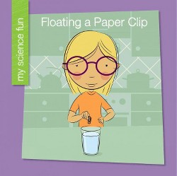 Floating a Paper Clip (Library) (Brooke Rowe)