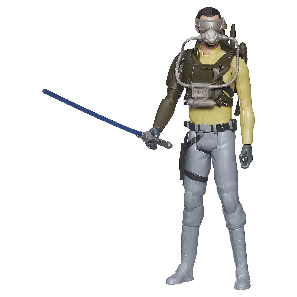Star Wars Hero Series Kanan Jarrus Figure