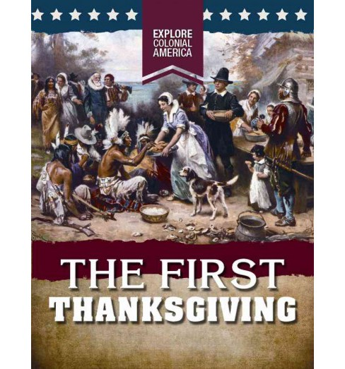 First Thanksgiving (Library) (Sarah Gilman) - image 1 of 1