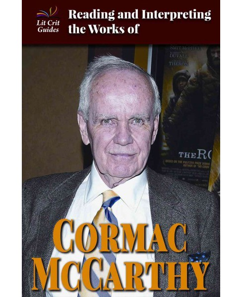 Reading and Interpreting the Works of Cormac Mccarthy (Library) (Greg Clinton) - image 1 of 1
