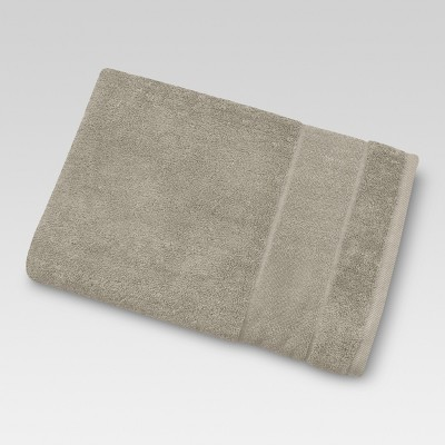 Ultra Soft Bath Sheet Graystone - Threshold™