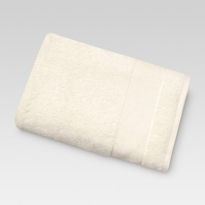 Ultra Soft Bath Sheet Natural Cream - Threshold™