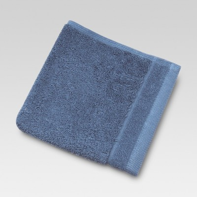Ultra Soft Washcloth Balanced Blue - Threshold™