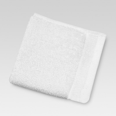 Ultra Soft Washcloth White - Threshold™