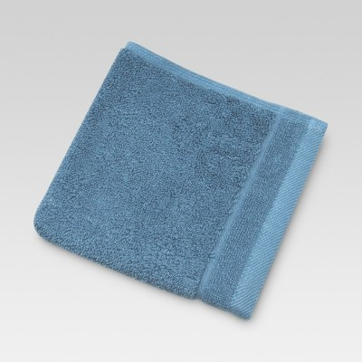 Ultra Soft Washcloth Green Turquoise - Threshold™