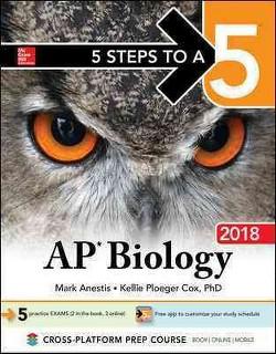 AP Biology 2018 (Paperback) (Mark Anestis & Ph.D. Kellie Ploeger Cox)