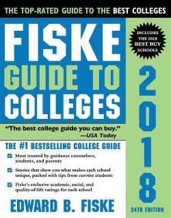 Fiske Guide to Colleges 2018 -  (Fiske Guide to Colleges) by Edward B. Fiske (Paperback)