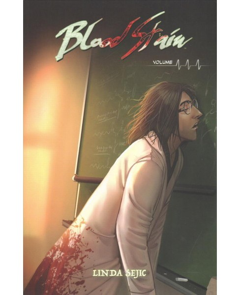 Blood Stain 3 (Paperback) (Linda Sejic) - image 1 of 1