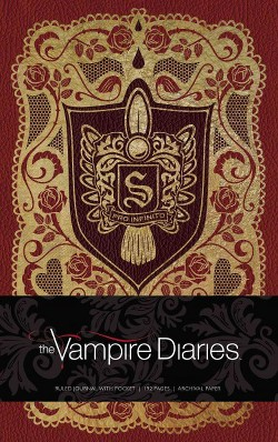 Vampire Diaries Hardcover Ruled Journal (Insight Editions)