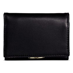 Women's Square Wallet with Kislock Coin Purse - Mossimo Supply Co.™