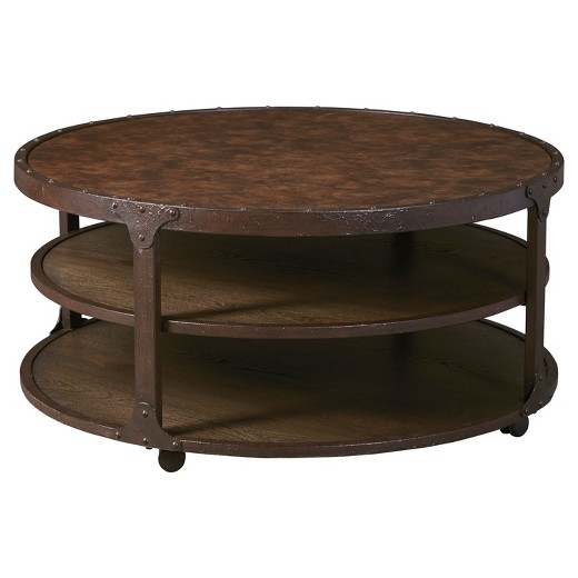 Shofern Coffee Table Rustic Brown Signature Design By Ashley Target