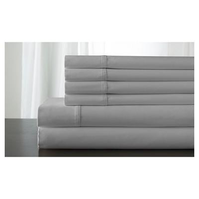Camden 100% Cotton Bonus Sheet Set (King)Gray