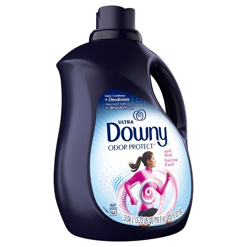 Downy Odor Defense April Fresh Fabric Conditioner 120 Load 103 Fl Oz