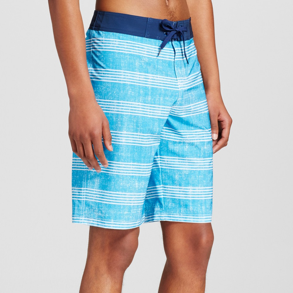 Mens Board Shorts - Mossimo Supply Co. Blue 38