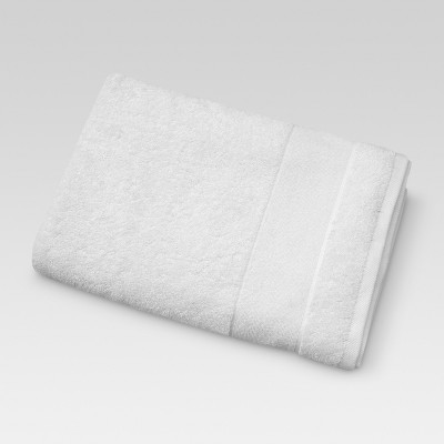Ultra Soft Bath Towel White 30  x 54  - Threshold™