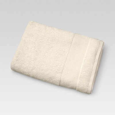 Ultra Soft Bath Towel Natural Cream 30  x 54  - Threshold™