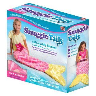 As Seen on TV Snuggie Tail Blanket - Mermaid