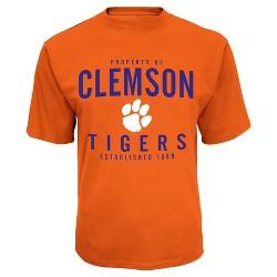 "NCAA Clemson Tigers Men's ""Property Of"" Performance T-Shirt"