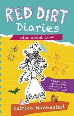 Blue About Love (Paperback) (Katrina Nannestad)