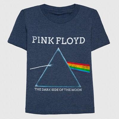 Toddler Boys' Pink Floyd T-Shirt - Navy 2T