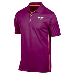 NCAA Virginia Tech Hokies Men's Tech Polo Shirt