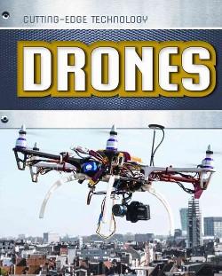 Drones (Library) (Louise Spilsbury & Richard Spilsbury)