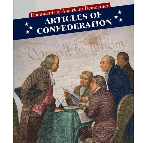 Articles of Confederation (Vol 0) (Paperback) (Heather Moore Niver) - image 1 of 1
