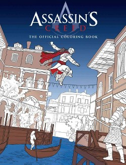 Assassin's Creed : The Official Coloring Book (Paperback)