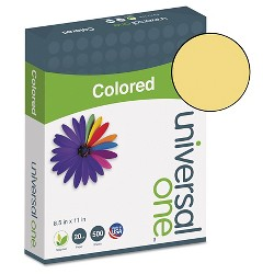 Paper Universal Office Goldenrod