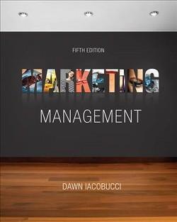 Marketing Management (Paperback) (Dawn Iacobucci)